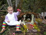 maya and fairy house
