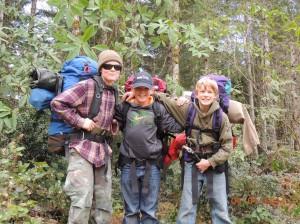 SETTING THE TEENS' INTERNAL COMPASS TOWARDS NATURE!